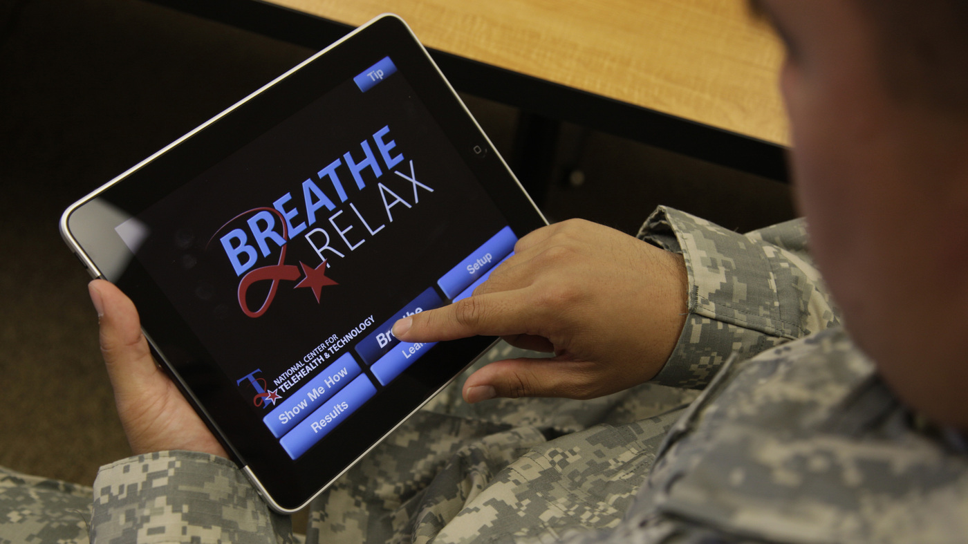 New Apps Give Teens Easier, Persistent Access To Mental Help