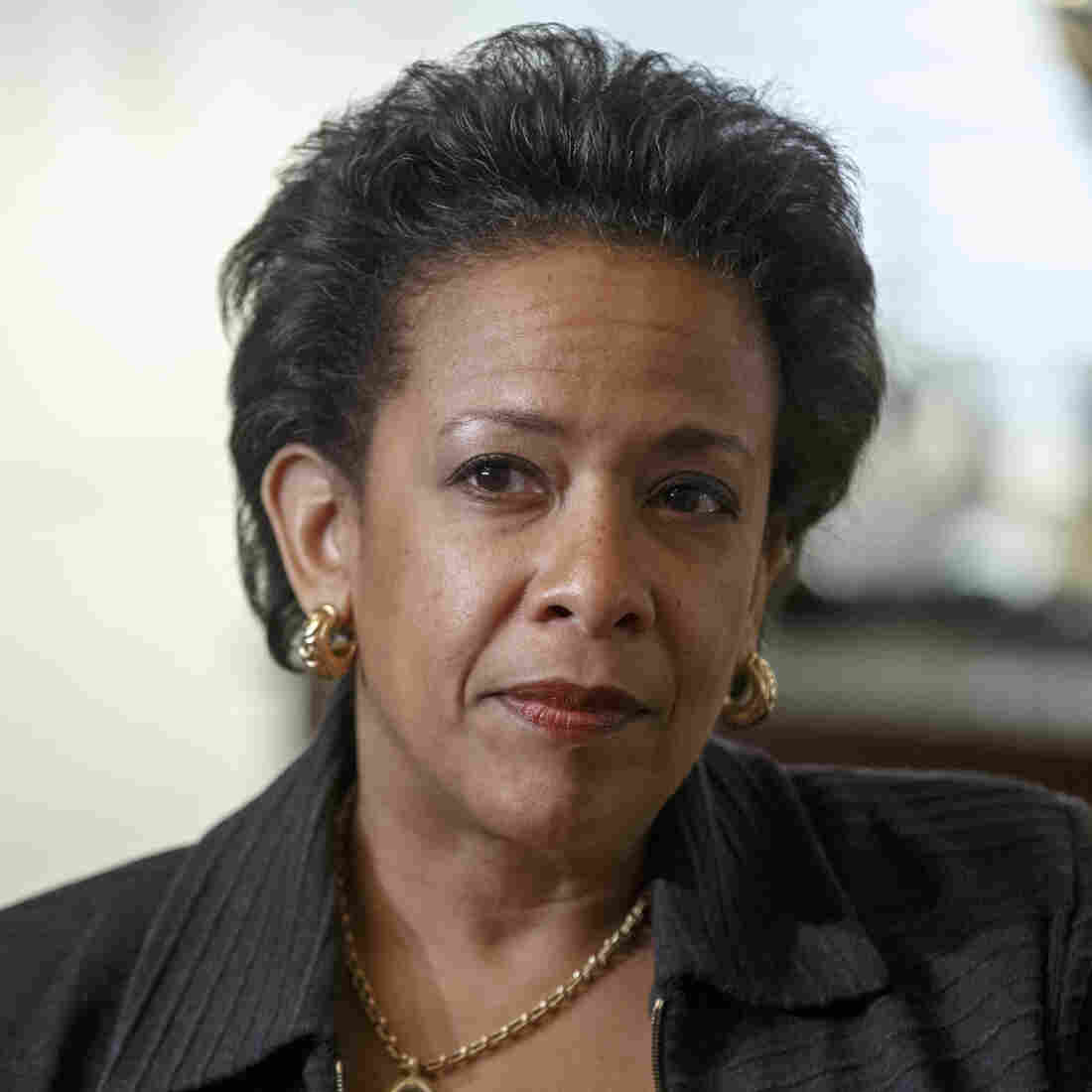 Tough Attorney General Pick Loretta Lynch Vies For Senate Confirmation