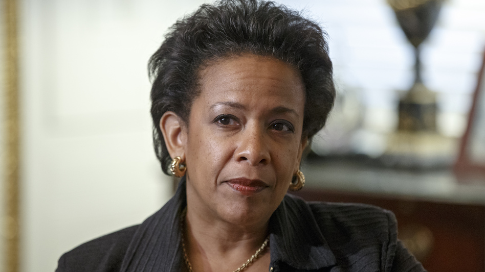 """They expect a certain amount of leniency or mercy from me, because I'm a woman, and if you've ever met my mother you should know that's not even in the cards,"" Lynch said in 2012. ""She's much tougher than I am."" (J. Scott Applewhite/AP)"