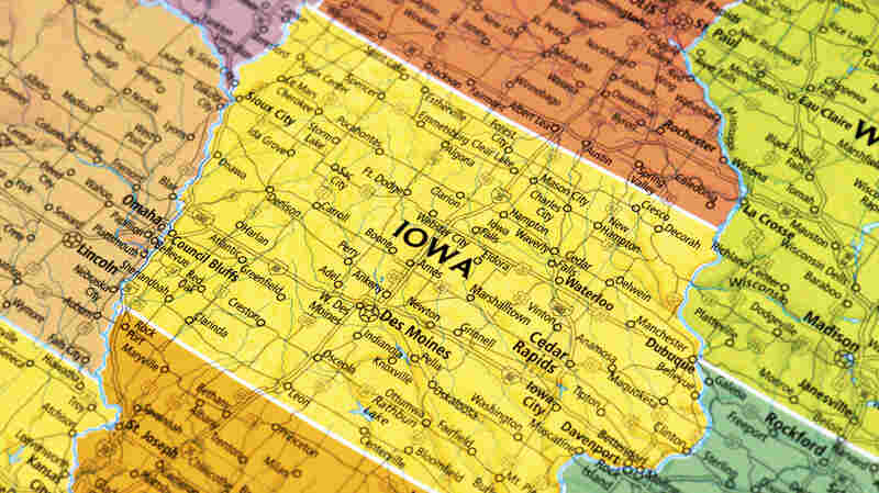 Iowa residents looking for insurance today via the state's health exchange have few options.