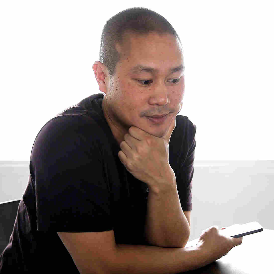 Zappos.com CEO Tony Hsieh is spearheading an effort to revitalize downtown Las Vegas and make it a tech hub, home for small businesses and a creative community.