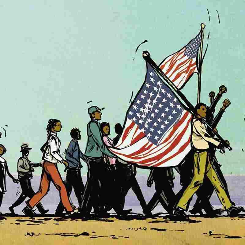 Illustrated Memoir Recalls Marching In Selma At Just 15