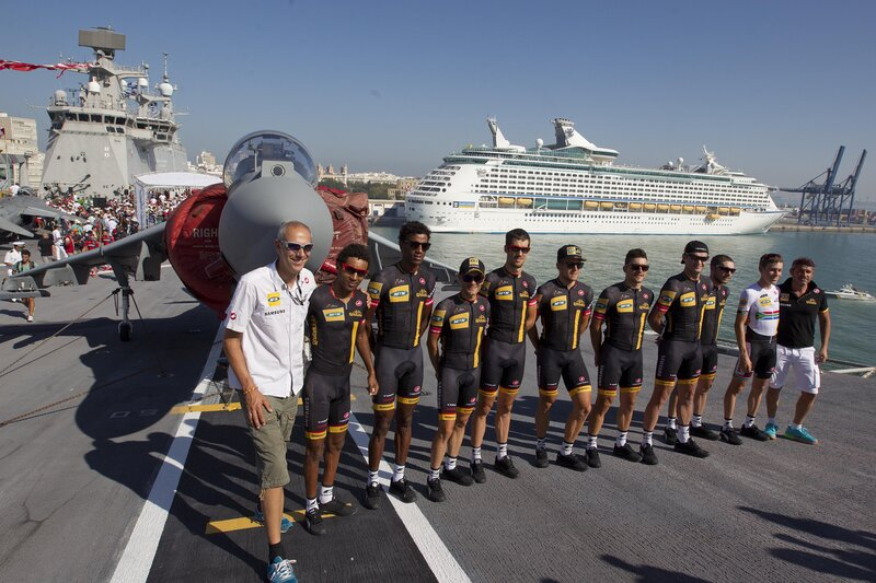 A Tour De France First  An African Team Will Compete This Year   The ... 8e8a1b347