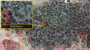 Satellite Images Show 'Catastrophic' Destruction Of Boko Haram Attack In Nigeria