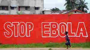 Ebola was out of control in Liberia in August, when this picture was taken.