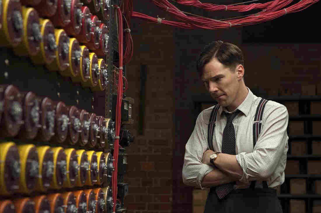 Geniuses in movies aren't always played by Benedict Cumberbatch, but they are almost always men.