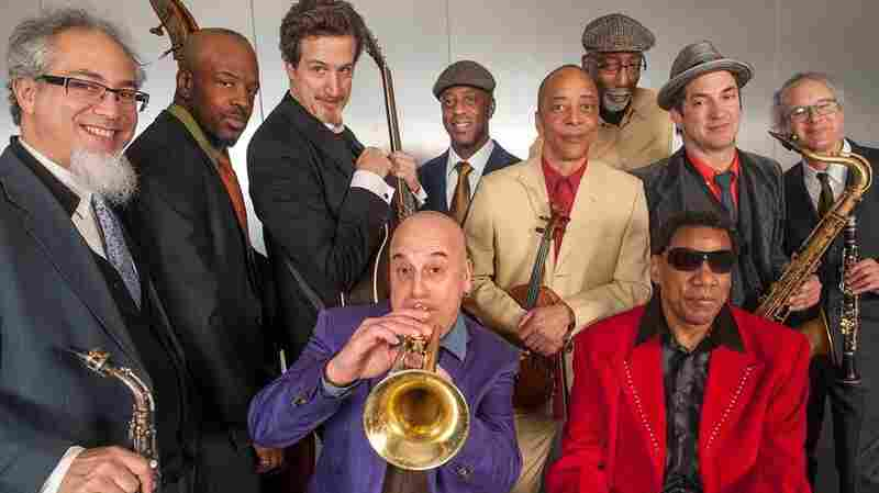 Butler, Bernstein And The Hot 9 At Jazz Standard