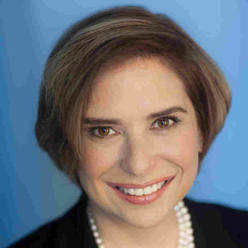 NPR Chief Development Officer Monique Hanson