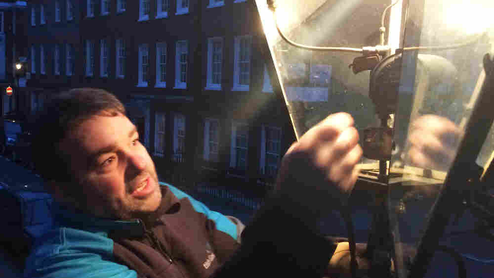 Carrying The Torch For London's Last Gas Lamps
