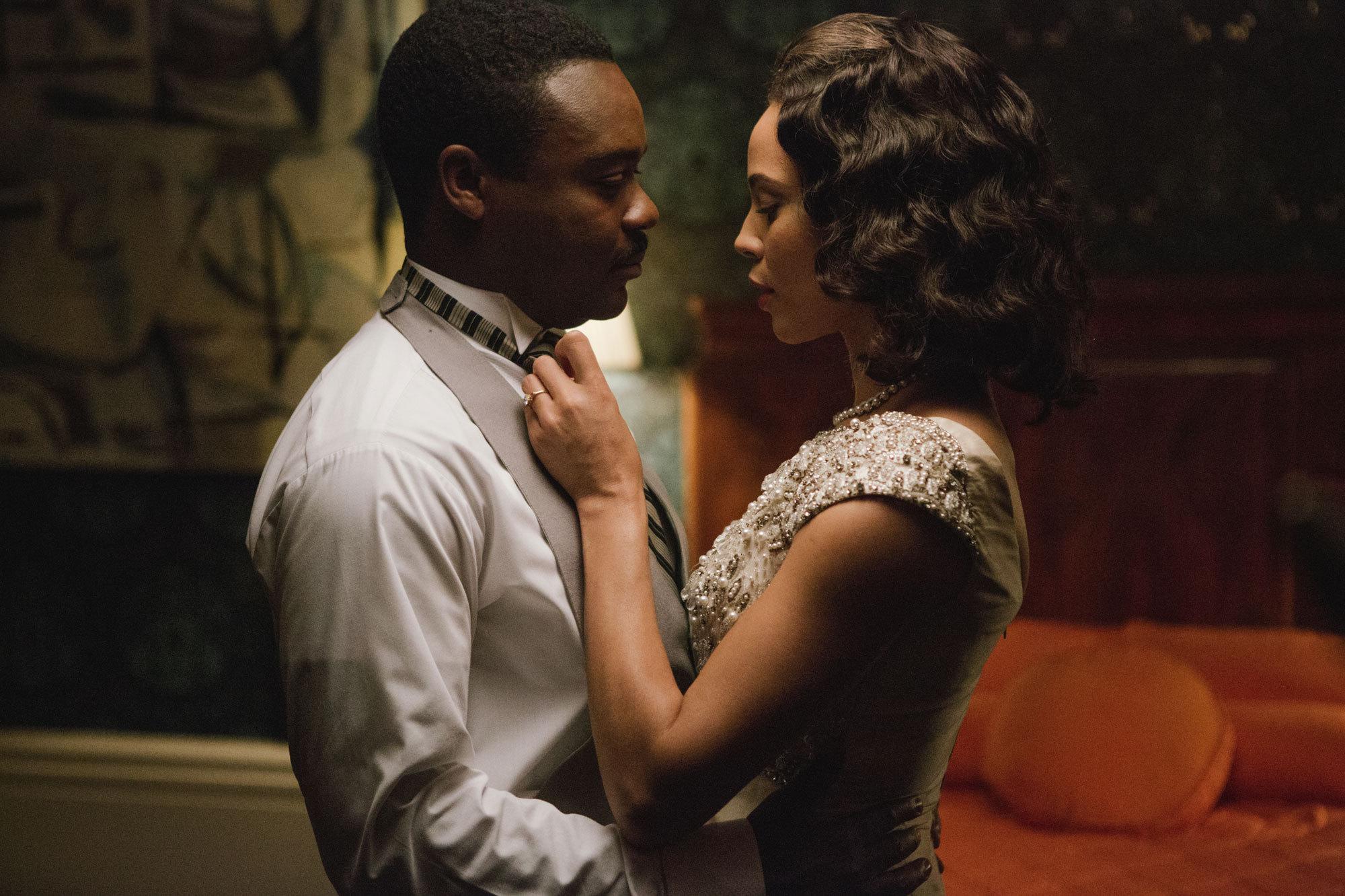 How One Of Gospel's Essential Songs Gave 'Selma' Its Soul