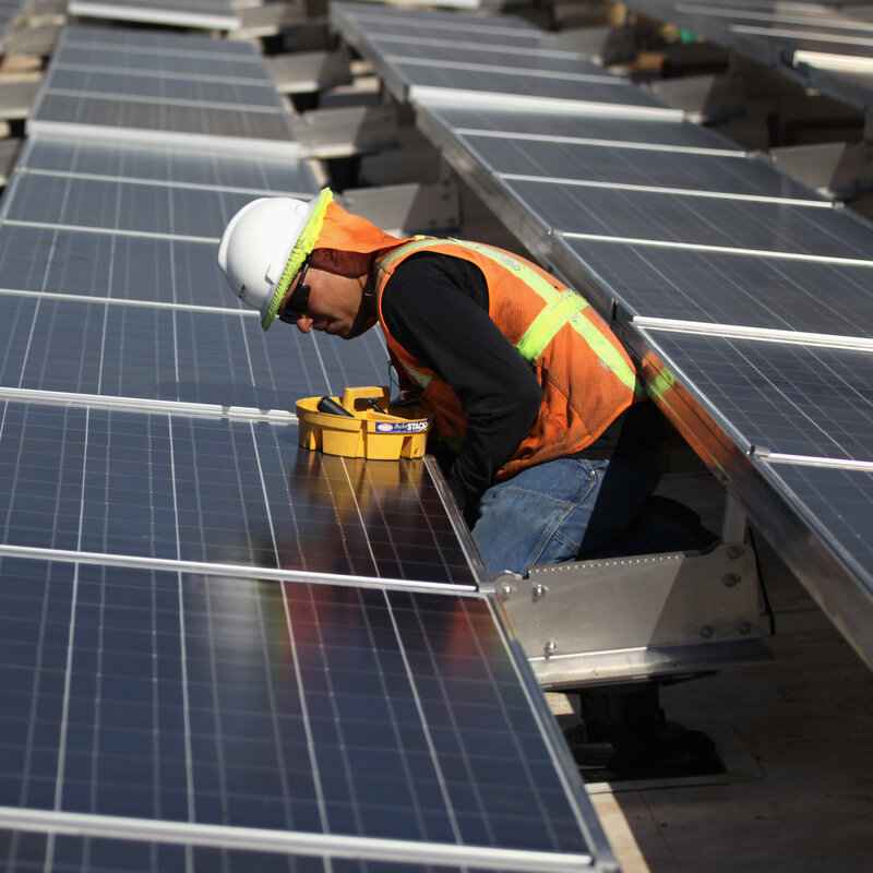 The Great Solar Panel Debate: To Lease Or To Buy? : NPR