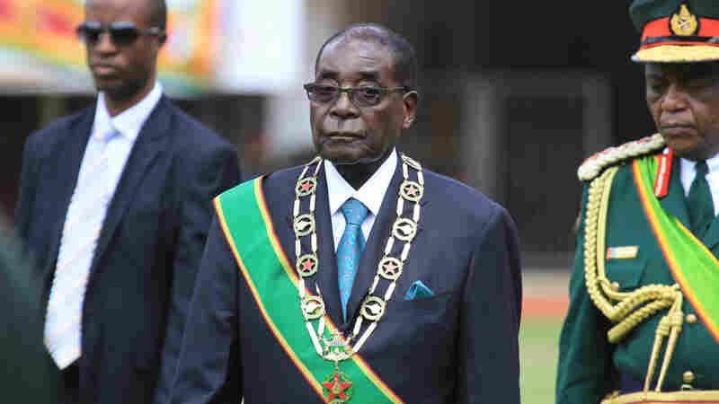 Robert Mugabe, Veteran President Of Zimbabwe, Dead At 95