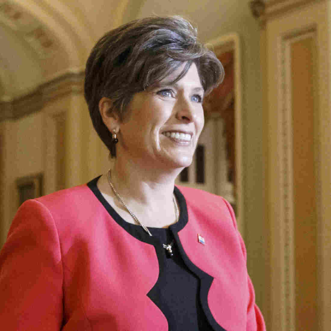 Iowa's Sen. Ernst Grabs Spotlight That's Often Proven Too Hot