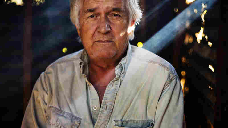 A year after his cancer diagnosis, Henning Mankell is working on a new novel, and he just directed Shakespeare's Hamlet in his adopted country of Mozambique.