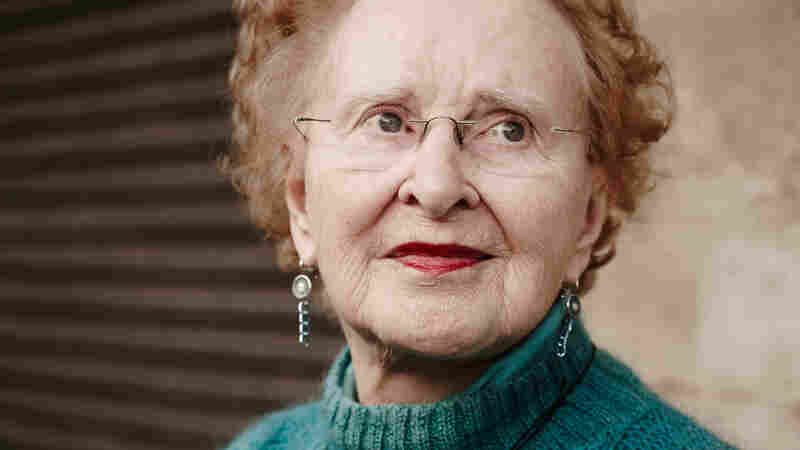 Barbara Beskind, 90, is a designer at IDEO who works with engineers on products that improve the quality of life for older people.