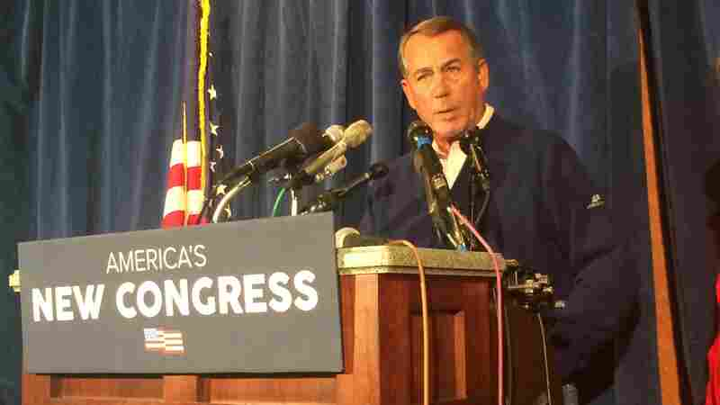 """We've all had an opportunity to get to know each other a little better,"" House Speaker John Boehner said of this week's Republican retreat in Hershey, Pa."