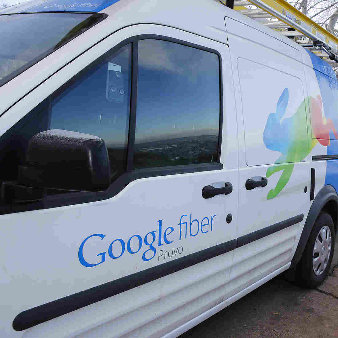 Provo, Utah, is one of three cities in which Google is rolling out its Google Fiber gigabit Internet and television service.