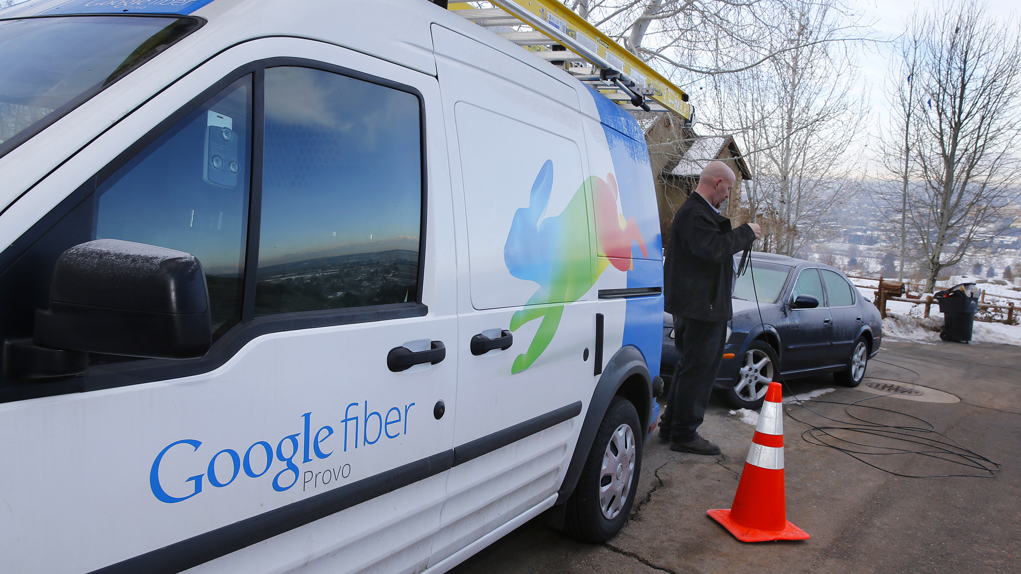 As Cities Push For Their Own Broadband, Cable Firms Say Not So Fast