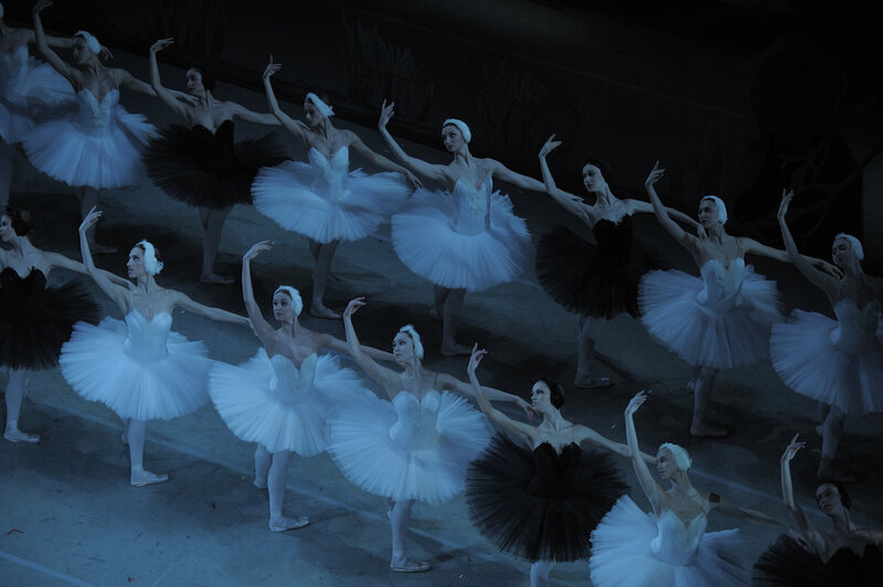 A Rare Bird: After 120 Years, Audiences Still Flock To 'Swan Lake' : NPR