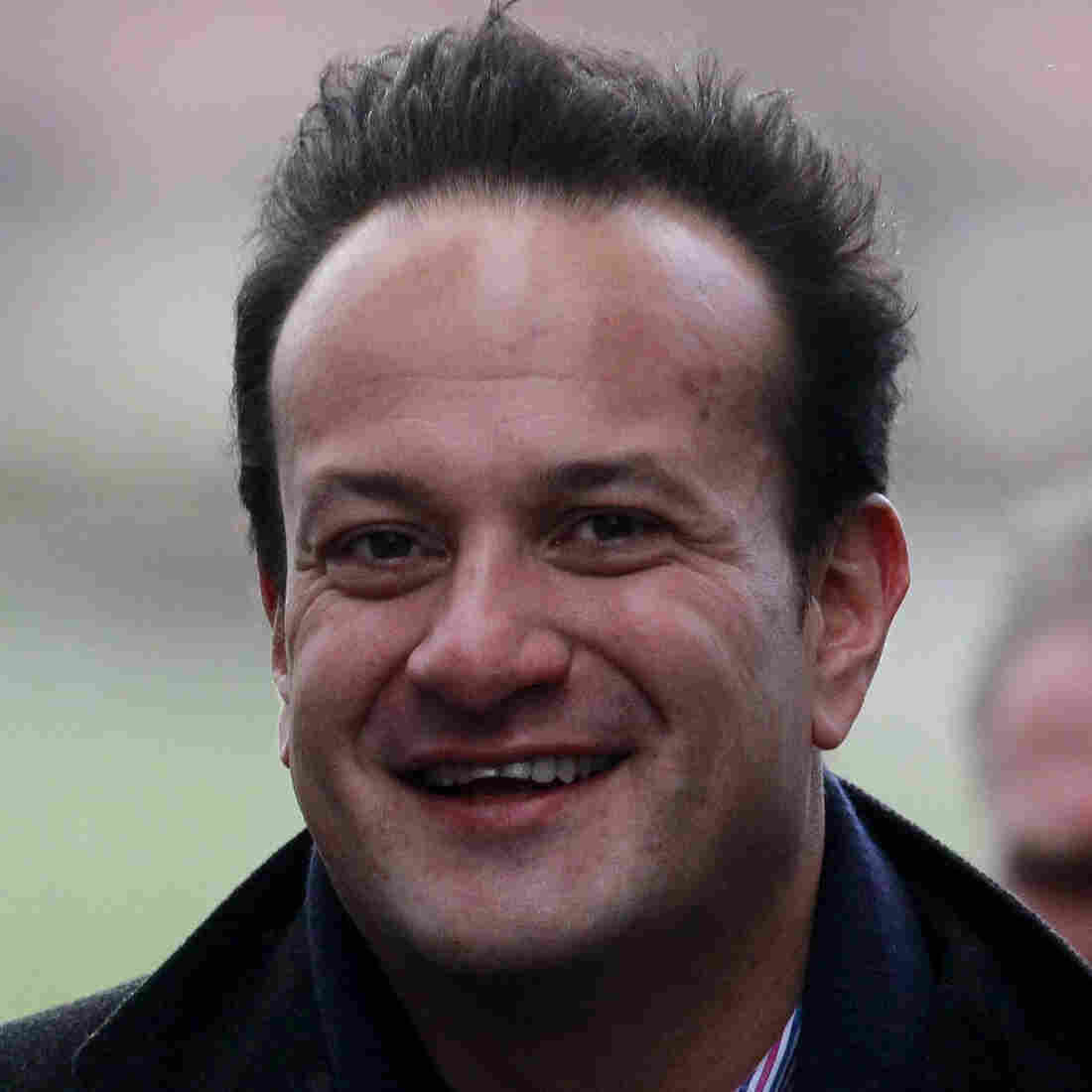 Ireland's Health Minister Leo Varadkar, 36, who has publicly come out as gay.