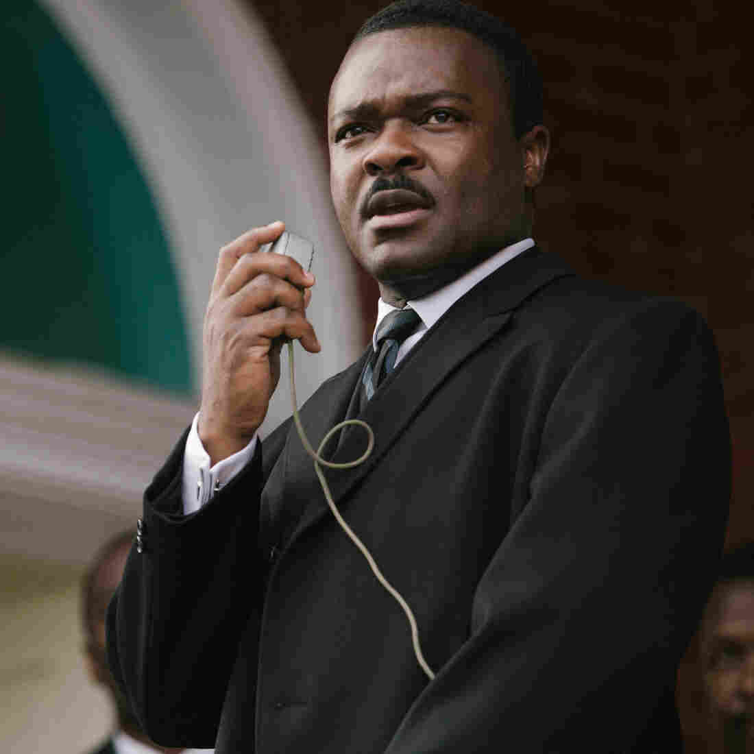 In 'Selma,' British Actor Brings Outsider's Perspective To MLK