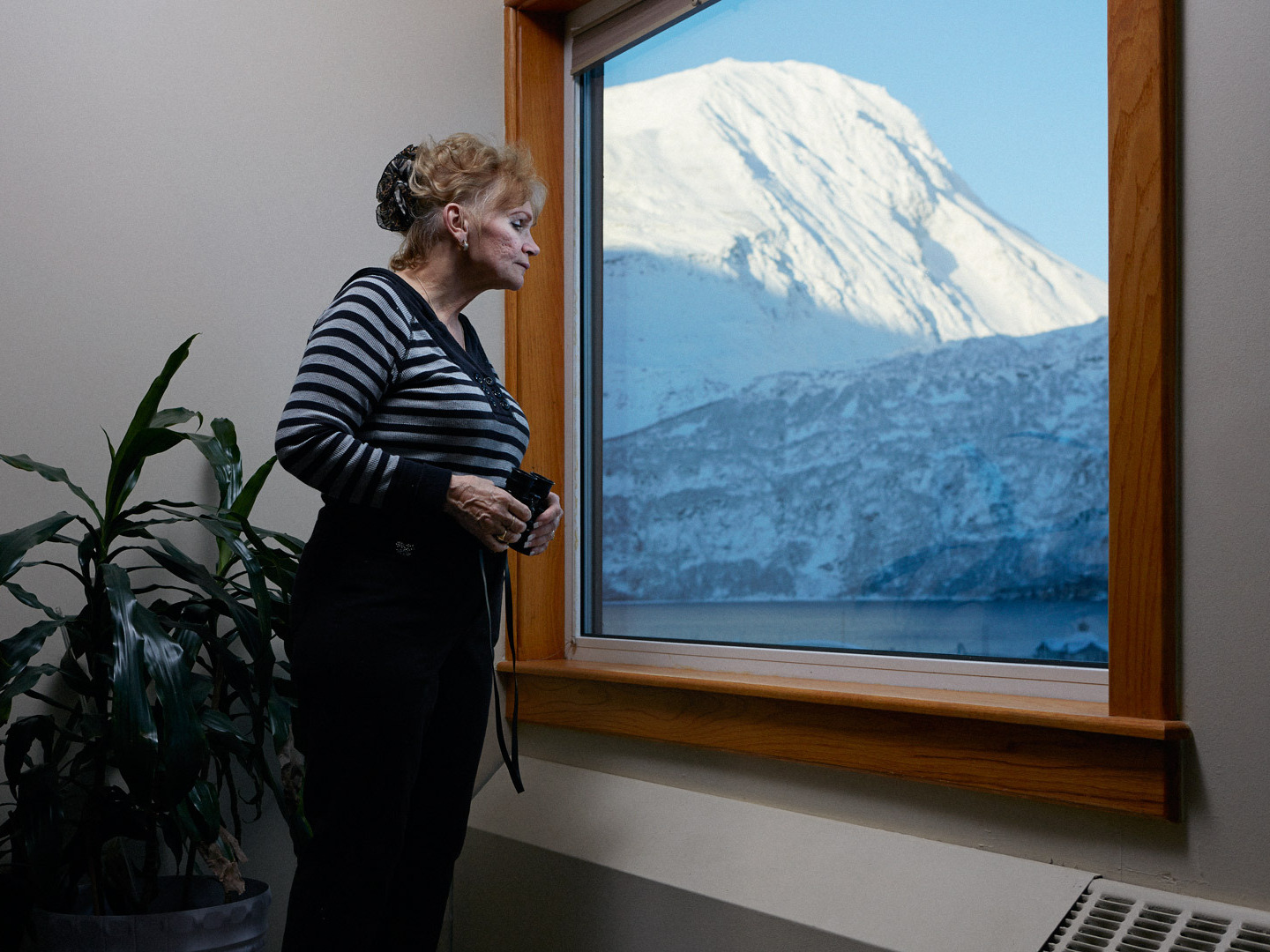 Welcome To Whittier, Alaska, A Community Under One Roof