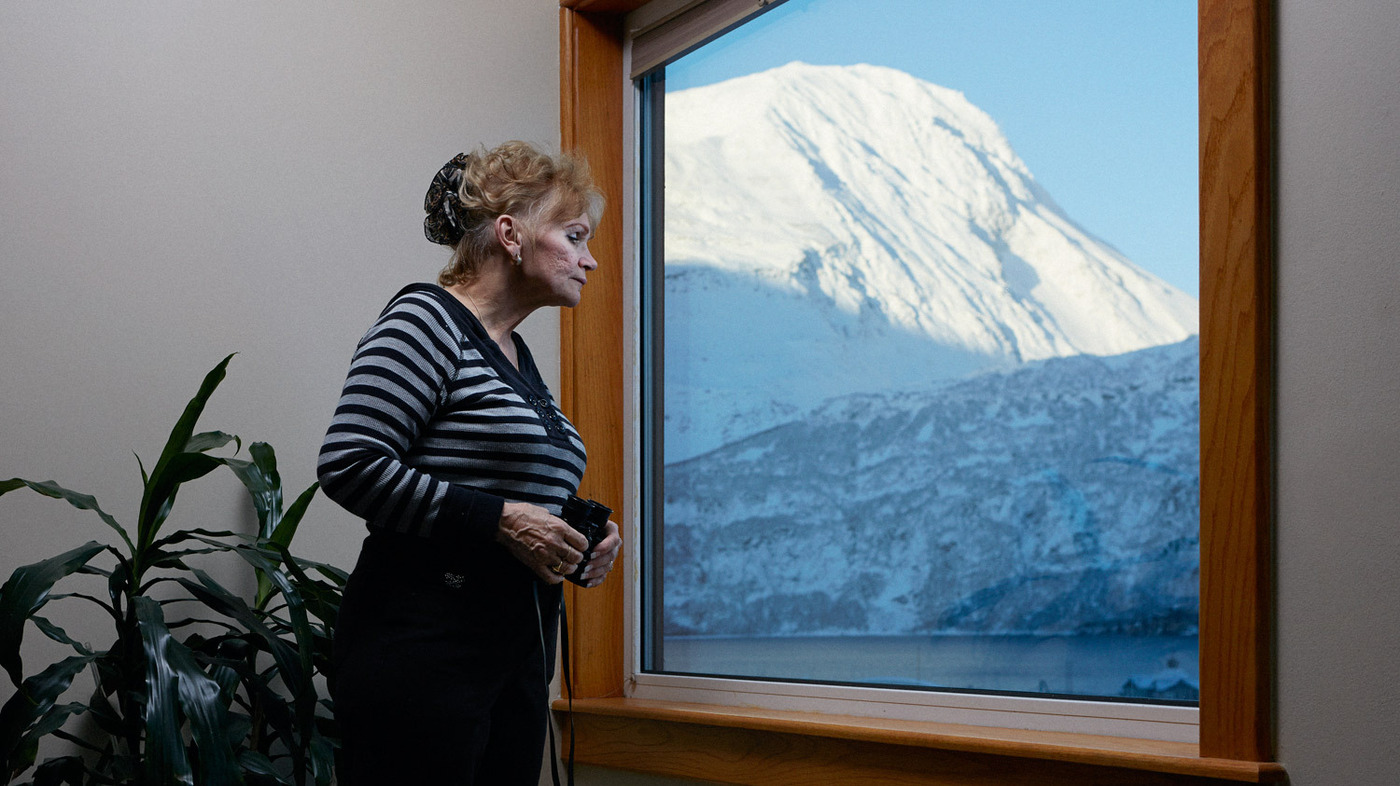 Welcome To Whittier Alaska A Community Under One Roof Npr