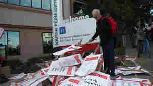 Calif. Strike Highlights Larger Issues With Mental Health System