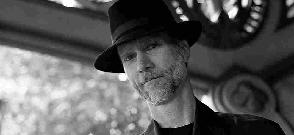 John Luther Adams' new album, The Wind in High Places, evokes austere landscapes and mysterious light.