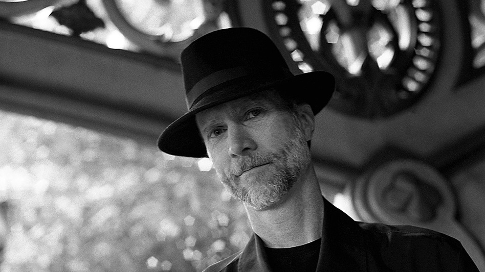 John Luther Adams' new album, The Wind in High Places, evokes austere landscapes and mysterious light. (Kris Serafin)