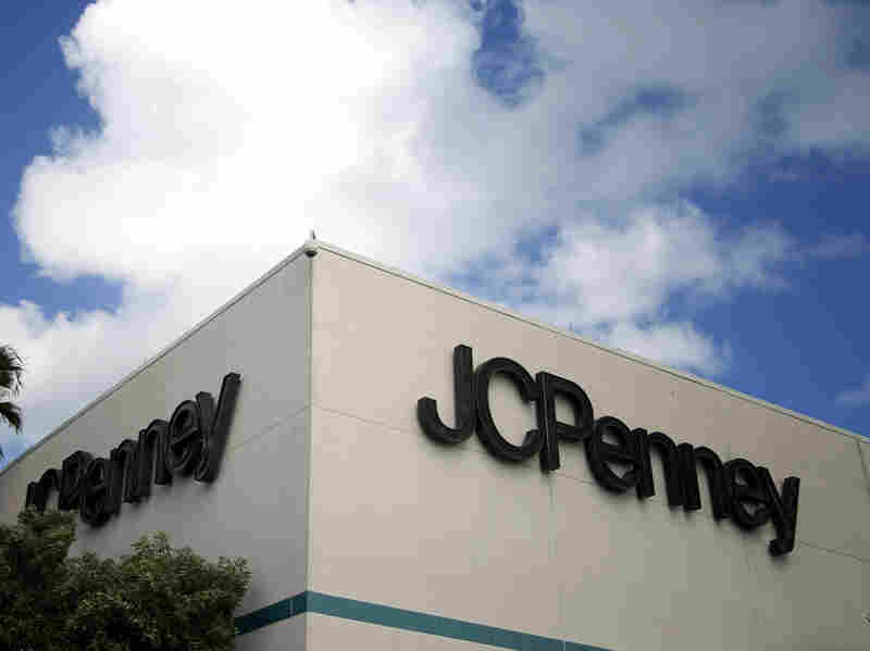 """A J.C. Penney store in a Pembroke Pines, Fla., shopping center. The company's resurrected print catalog will be much thinner than its previous """"Big Book,"""" which was sometimes 1,000 pages."""