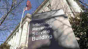 The exterior of the Internal Revenue Service building in Washington, D.C.
