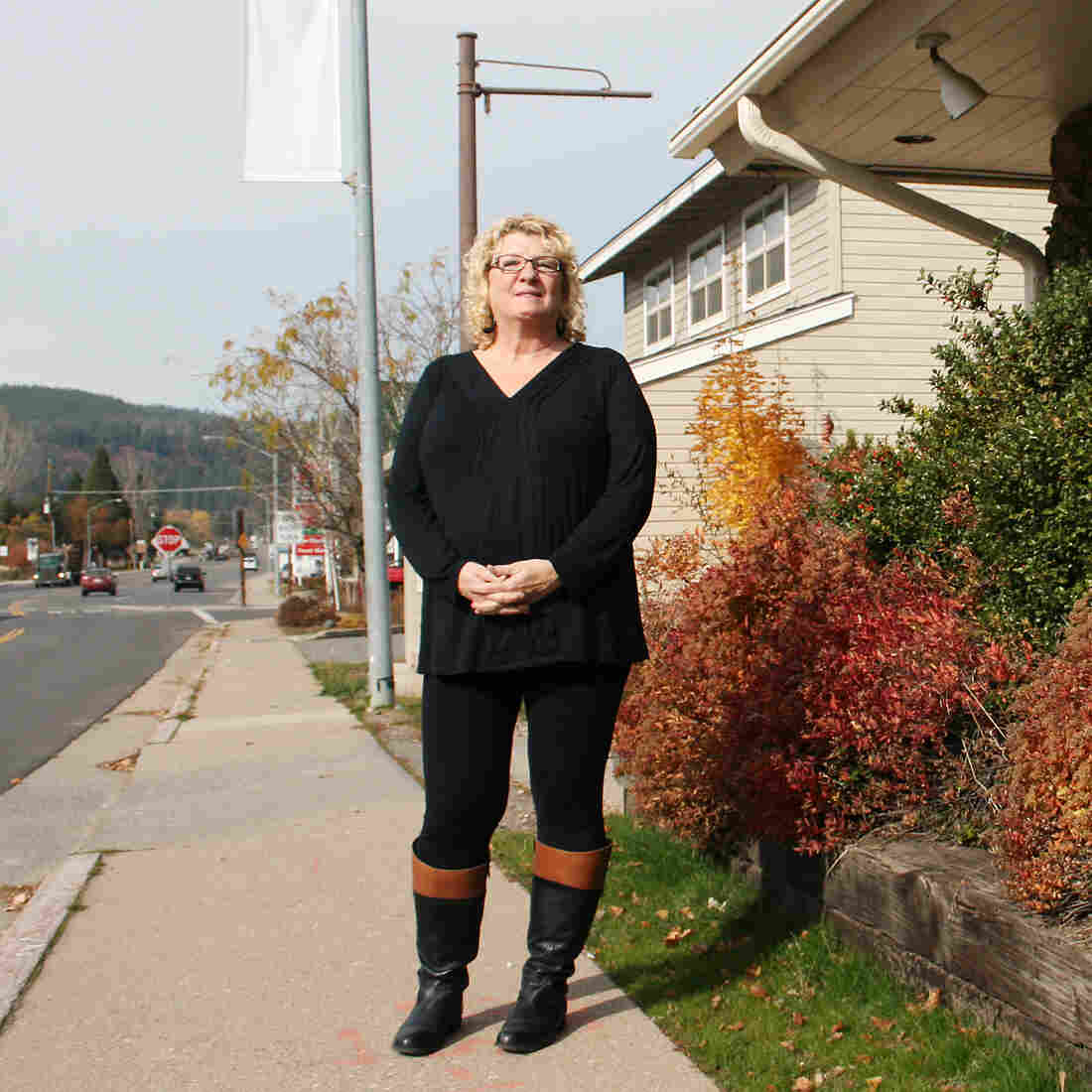 Lori Lomas, an insurance agent with Feather Financial in Quincy, Calif., has noticed that her clients in San Francisco have many more health carrier options than her mountain neighbors.