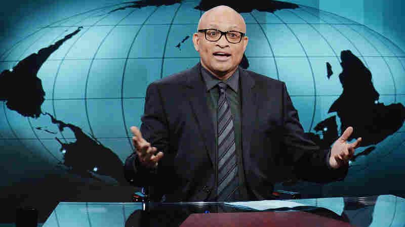 Larry Wilmore brought The Nightly Show to Comedy Central on Monday night.