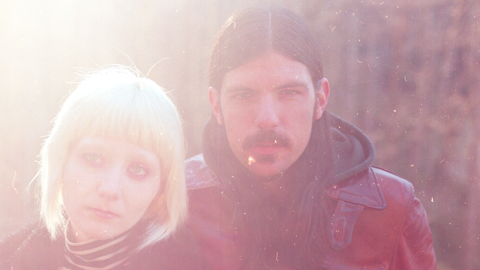 Seth Avett and Jessica Lea Mayfield. (Crackerfarm)