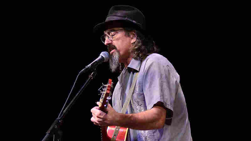James McMurtry On Mountain Stage