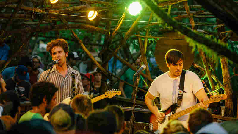 Parquet Courts, 'What Color Is Blood' (Live)