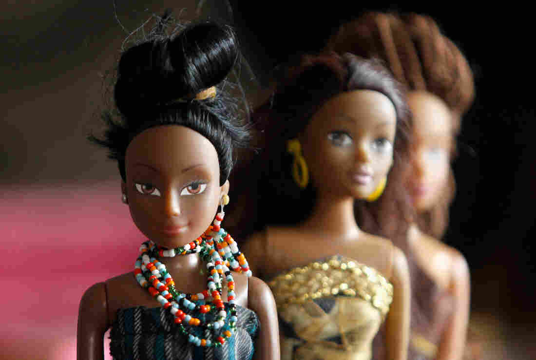 Taofick Okoya sells between 6,000 and 9,000 of his Queens of Africa and Naija Princess dolls a month and reckons he has 10 to 15 percent of a small but fast-growing market.