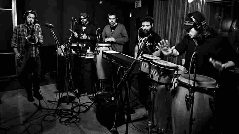 The Budos Band, 'The Sticks' (Live)