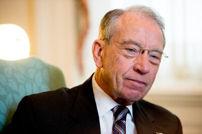 Sen. Chuck Grassley, R-Iowa, says nonprofit hospitals could be breaking the law by suing patients and docking their pay.