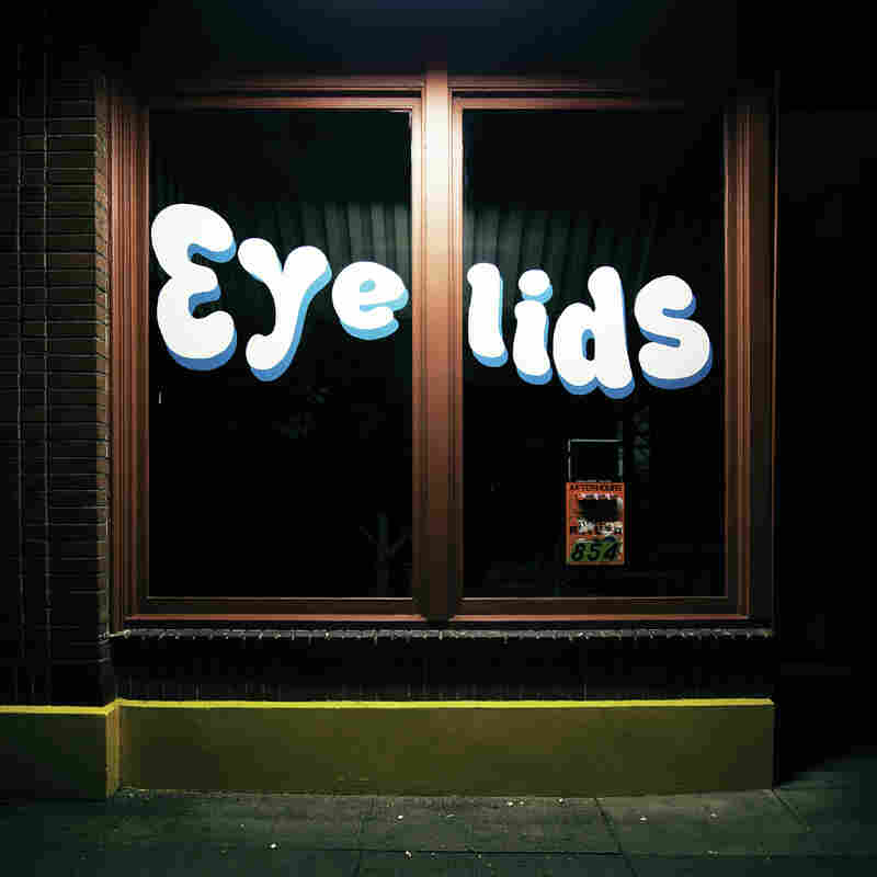 Eyelids' latest album, 854, was voted one of the best Portland albums of 2014.