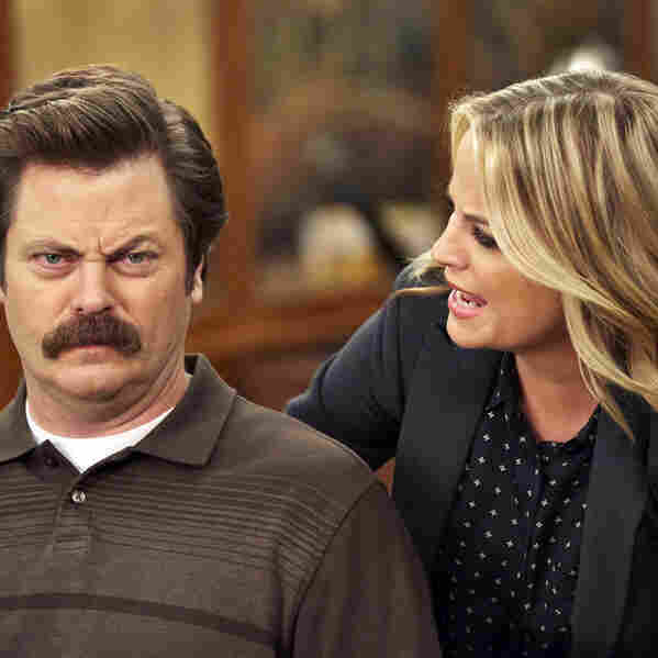 'Parks And Recreation' Shows The Beating Heart Of Its Great Love Story