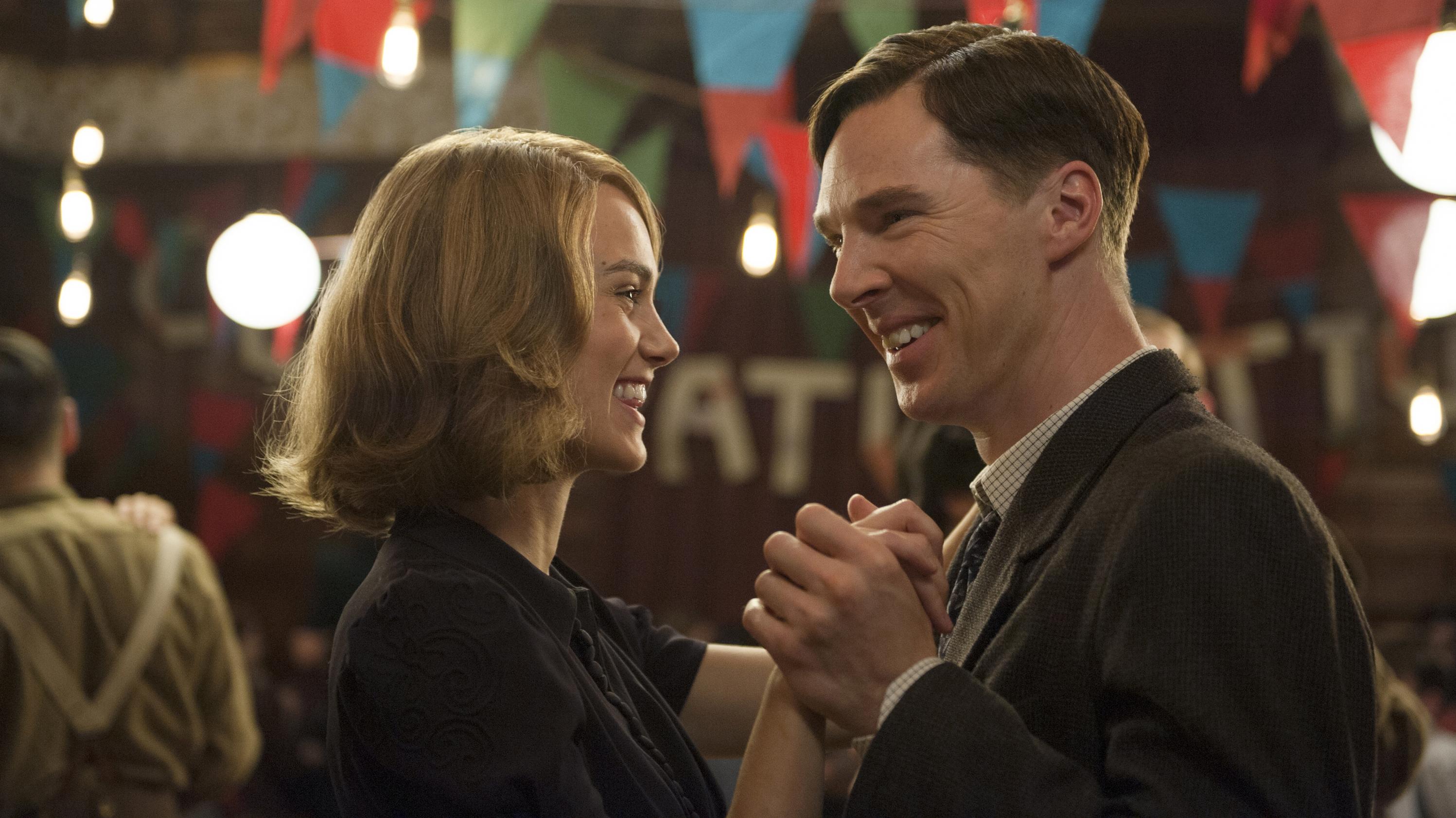 Benedict Cumberbatch On Alan Turing's Awkwardness And Sherlock's Sex Appeal