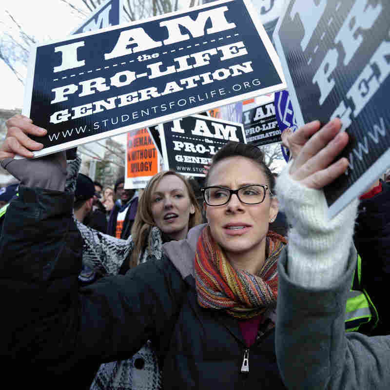 States Continue Push To Ban Abortions After 20 Weeks