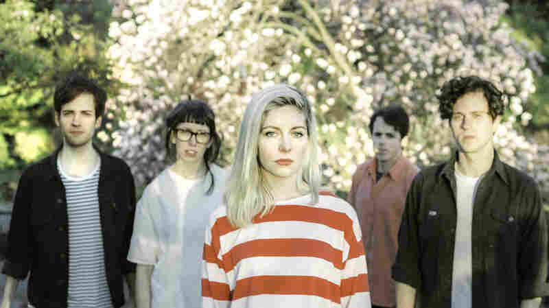 Alvvays On World Cafe