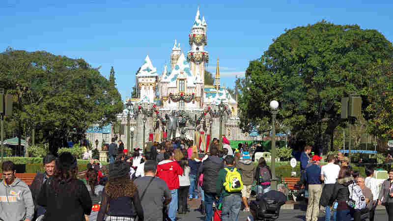 People who visited Disneyland in December were at risk of getting an unwelcome souvenir: the measles.