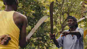 'En Garde' Takes On New Urgency In A Duel With Machetes