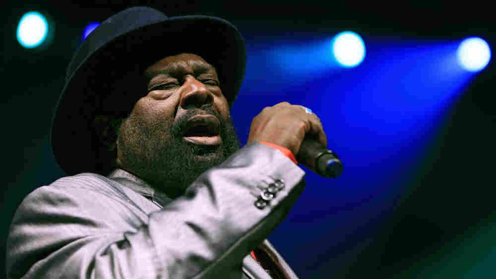 George Clinton performs as part of the Rock and Roll Hall of Fame and Museum Induction ceremony week in April 2012, in Cleveland.
