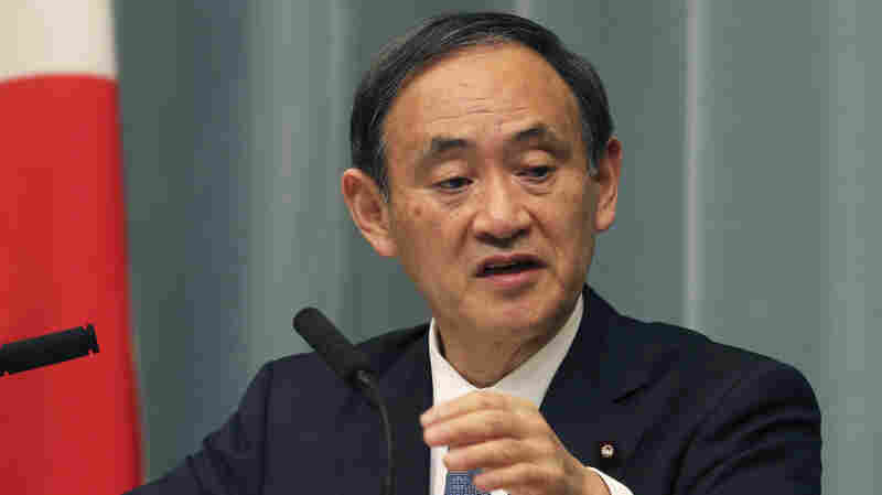 Japan's Chief Cabinet Secretary Yoshihide Suga says the government is working to secure the release of Haruna Yukawa and Kenji Goto. A deadline imposed by the so-called Islamic State for the men's release has lapsed.