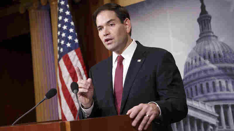 Florida Sen. Marco Rubio's first term ends in 2016. Rubio is considering a presidential run; under Florida law he would not have to file papers to run for re-election until May 2016.